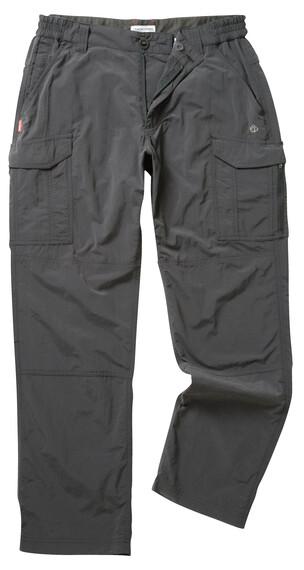 Craghoppers NosiLife Cargo lange broek Heren grijs/zwart